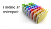 search for an osteopath